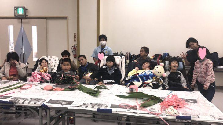 ♪Koikoiとnana-laで合同誕生会(1月生まれ)開催♪