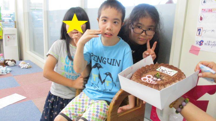 7月のお誕生会、企画は子ども達!