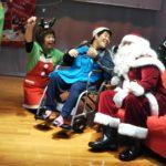 サンタクロースがやってきたー!