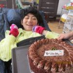 happy birthday  ~1月編~