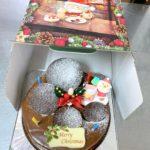 クリスマスケーキ寄贈🍰